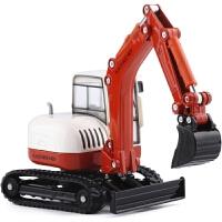 挖土机挖机挖掘机掘土机工程车合金模型口袋车小号合金