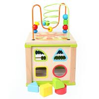 大绕珠串珠百宝箱 儿童1-2-3周岁早教宝宝绕珠玩具