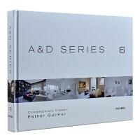 A&D SERIES 6:CONTEMPORARY CLASSIC A&D 系列6:当代经典室内设计 室内空间装饰设计书