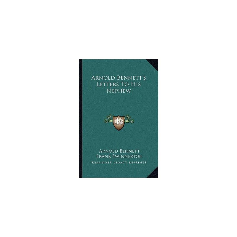 【预订】Arnold Bennett's Letters to His Nephew 预订商品,需要1-3个月发货,非质量问题不接受退换货。