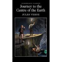 【现货】英文原版 Journey to Center of the Earth 地心游记