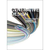 【预订】Generative Design: Visualize, Program, and Create