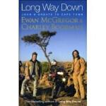 【正版全新直发】Long Way Down Ewan McGregor 9781847440532 Sphere