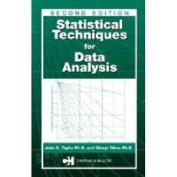 【预订】Statistical Techniques for Data Analysis, Second
