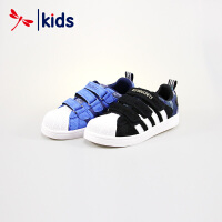 【2件3折到手价:89.7元】红蜻蜓童鞋春秋款男童中童运动板鞋