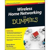 【预订】Wireless Home Networking For Dummies, 4Th Edition