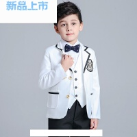 男童西装套装儿童西服礼服外套小男童装上衣韩版潮宝宝花童春季