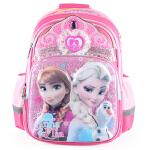 迪士尼 冰雪奇缘小学生2-6年级书包 儿童背包女生双肩包 SP20299