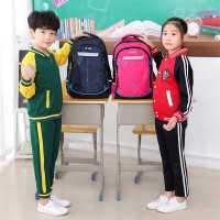 儿童背包新款小学生书包女孩三到六年级天蓝补习袋双肩包包男韩版