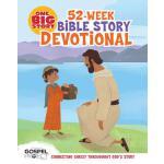 【预订】One Big Story 52-Week Bible Story Devotional