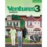 【预订】Ventures 3 Workbook