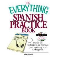 【预订】The Everything Spanish Practice Book: Hands-On