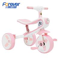 儿童三轮车脚踏车大号变形平衡车滑行自行车