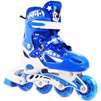 溜冰鞋儿童全套装3-4-5-6-8-10岁旱冰鞋滑冰鞋轮滑鞋男女