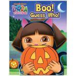 【预订】Dora the Explorer Boo! Guess Who, Dora!