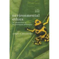 【预订】Environmental Ethics: An Introduction to