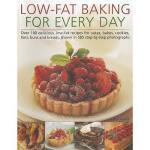 【预订】Low-Fat Baking for Every Day: Over 100 Delicious