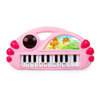 儿童电子琴宝宝早教音乐玩具 0-1-2-3岁男女孩婴幼儿小钢琴
