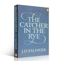 麦田里的守望者 英文原版 英文版小说 Catcher in the Rye 塞林格 外国文学小说世界名著经典读物
