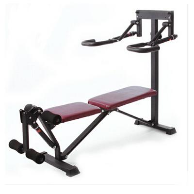 多功能新品家用型综合训练器健身器材单人站力量组合