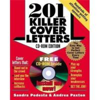 201KillerCoverLetters-TheCD-RomEdition9780071413299Mcgraw-Hi