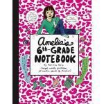 【预订】Amelia's 6th-Grade Notebook