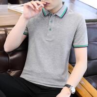 Lee Cooper 纯棉短袖男装保罗POLO衫翻领T恤大码半袖男�B