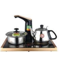 包邮金灶D333电磁茶炉自动上水加水电磁炉三合一烧水壶茶具