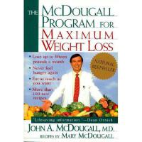 【预订】The McDougall Program for Maximum Weight Loss