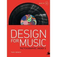 【预订】Design for Music: Pictographic Index 2