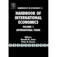 【预订】Handbook of International Economics, Volume 1: