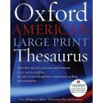 【预订】Oxford American Large Print Thesaurus
