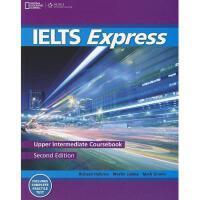 【预订】IELTS Express: Upper Intermediate