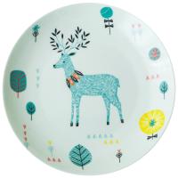 陶瓷餐具套装卡通儿童创意早餐盘家用牛排盘