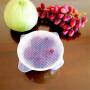 津熙优品Jxsuperior硅胶保鲜膜 可重复使用冰箱保鲜膜 硅胶果蔬保鲜膜正方形