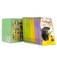天才博士点读系列婴幼儿童英语绘本 我的第一个图书馆50册故事大全益智玩具非点读版读物赠音频(不含笔)