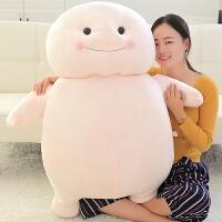 公仔脂肪君毛绒玩具胖子娃娃可爱萌抱枕韩国少女心玩偶