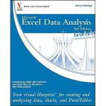 【预订】Excel Data Analysis: Your Visual Blueprint For