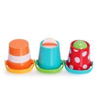 德国Hape宝宝洗澡玩具婴儿浴室水上玩具儿童戏水玩具淋浴花洒