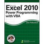【预订】Excel 2010 Power Programming With Vba