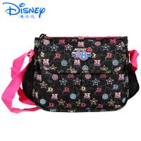 Disney迪士尼休闲包中小学女生单肩斜跨书包时尚包M0479