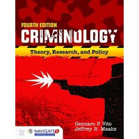 英文原版Criminology:Theory, Research, and Policy犯罪