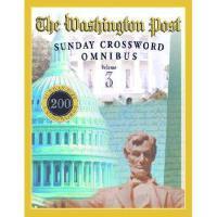【预订】The Washington Post Sunday Crossword Omnibus, Volume