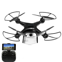 户外乐趣不宅充电儿童玩具电动航拍飞机遥控飞机无人机四轴飞行器