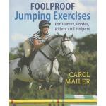【预订】Foolproof Jumping Exercises: For Horses, Ponies, Riders