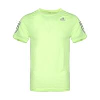 adidas/阿迪达斯男款2019夏季新款健身上衣圆领跑步训练T恤DX1316