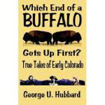 【预订】Which End of a Buffalo Gets Up First?