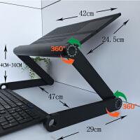 笔记本支架折叠升降增高垫电脑桌面散热器底座办公托架