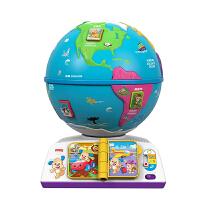 费雪学习地球仪(双语) 宝宝早教启蒙玩具学习地理儿童节礼物 DWN38