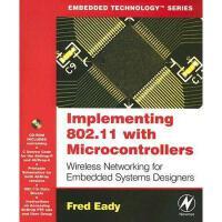 【预订】Implementing 802.11 with Microcontrollers: Wireless
